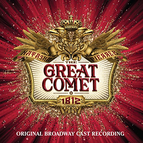 Natasha, Pierre and the Great Comet of 1812 (Original Broadway Cast Recording)(2CD)