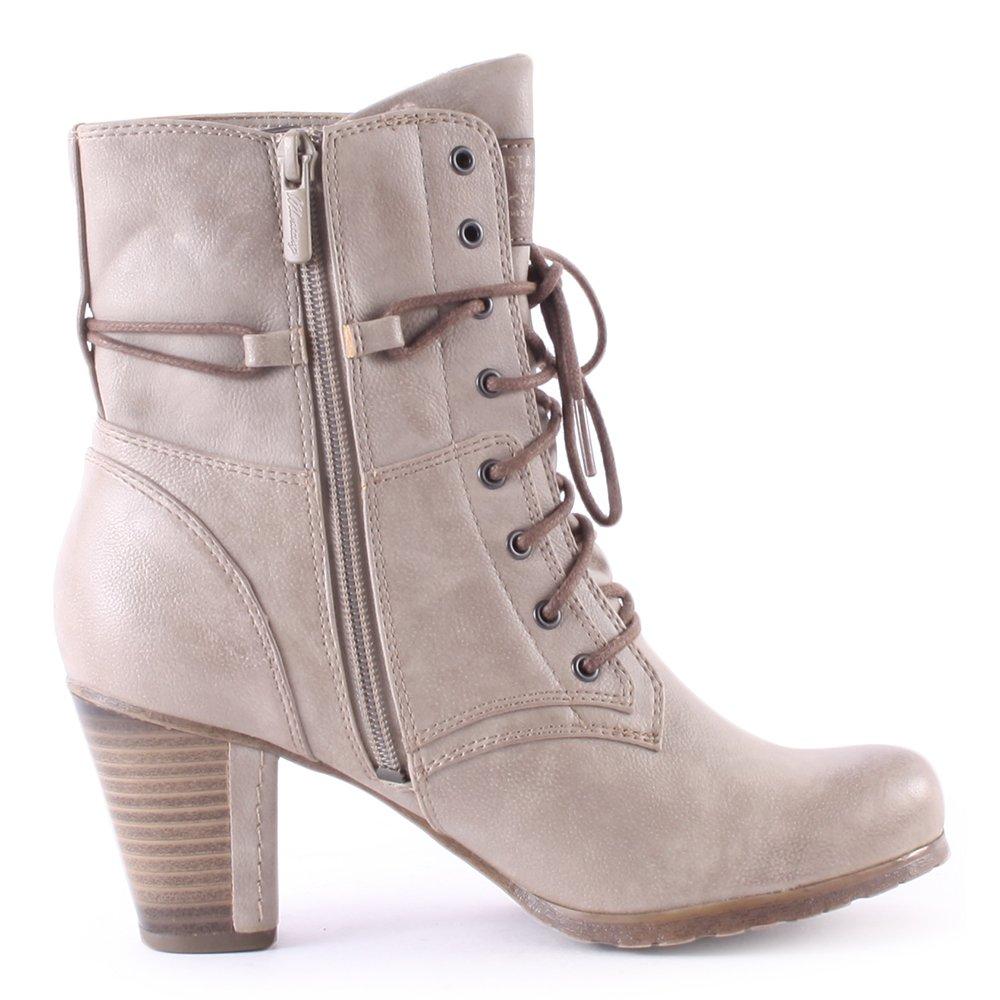Femmes Mustang Boots Ankle 1102602 Chaussures Et Sacs 44q58wrB