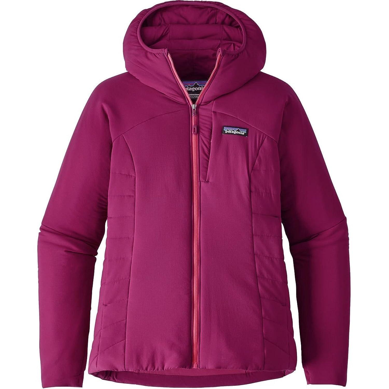 パタゴニア アウター ジャケットブルゾン Patagonia Nano-Air Hooded Jacket Women Magenta 1w4 [並行輸入品] B07432B9N1