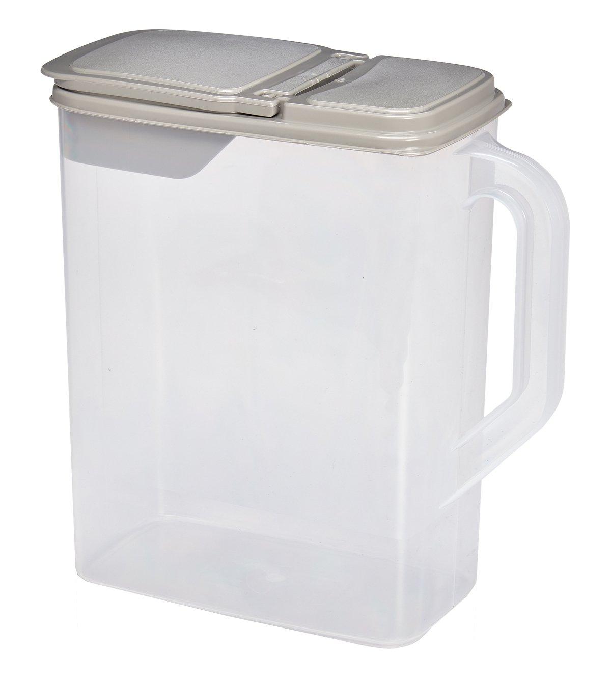 Buddeez 01206G 6 quart Gray Pet Food Dispenser Lid
