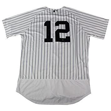 8a46a809 Tyler Wade Autographed Signed New York Yankees Authentic Pinstripe ...
