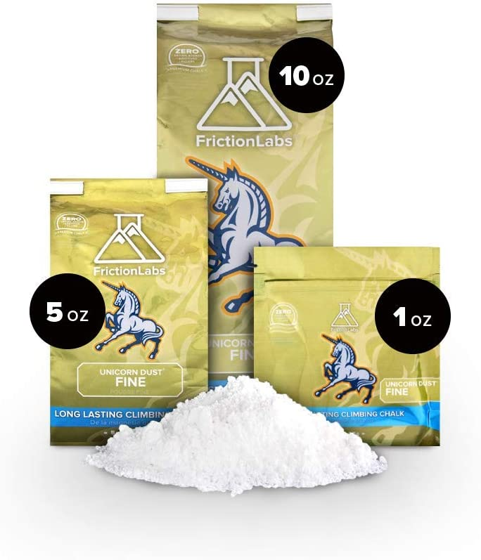 FrictionLabs Sports & Gym Chalk - The New Standard in Grip Performance for Rock Climbing, Weight Lifting & Gymnastics - The Only Chalk Endorsed by 100+ Pro Athletes