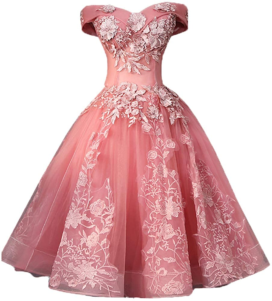 bluesh Pink EieenDor Lace Appliques Short Quinceanera Dresses Black Knee Length Formal Cocktail Homecoming Dresses