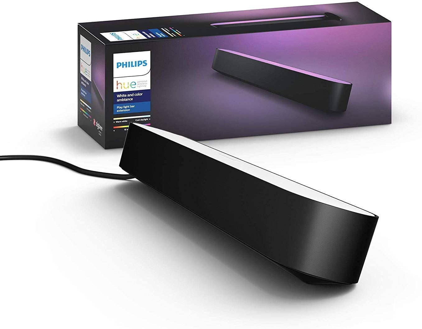 Philips Hue White and Color Ambiance Play Lightbar -