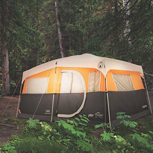 符号インストラクター決定するColeman Jenny Lake 8 Tent【コールマン】