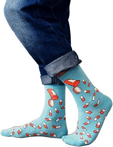 Hot Sale Creative Cotton Fashion Cloth Accessories Man Sock Sock 1 Pair