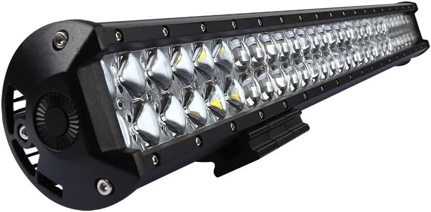 Afterpartz Led Arbeitsscheinwerfer Bar Cree Chips 15400lm Combo Reflektor Scheinwerfer Arbeitslicht 28 D4 Auto