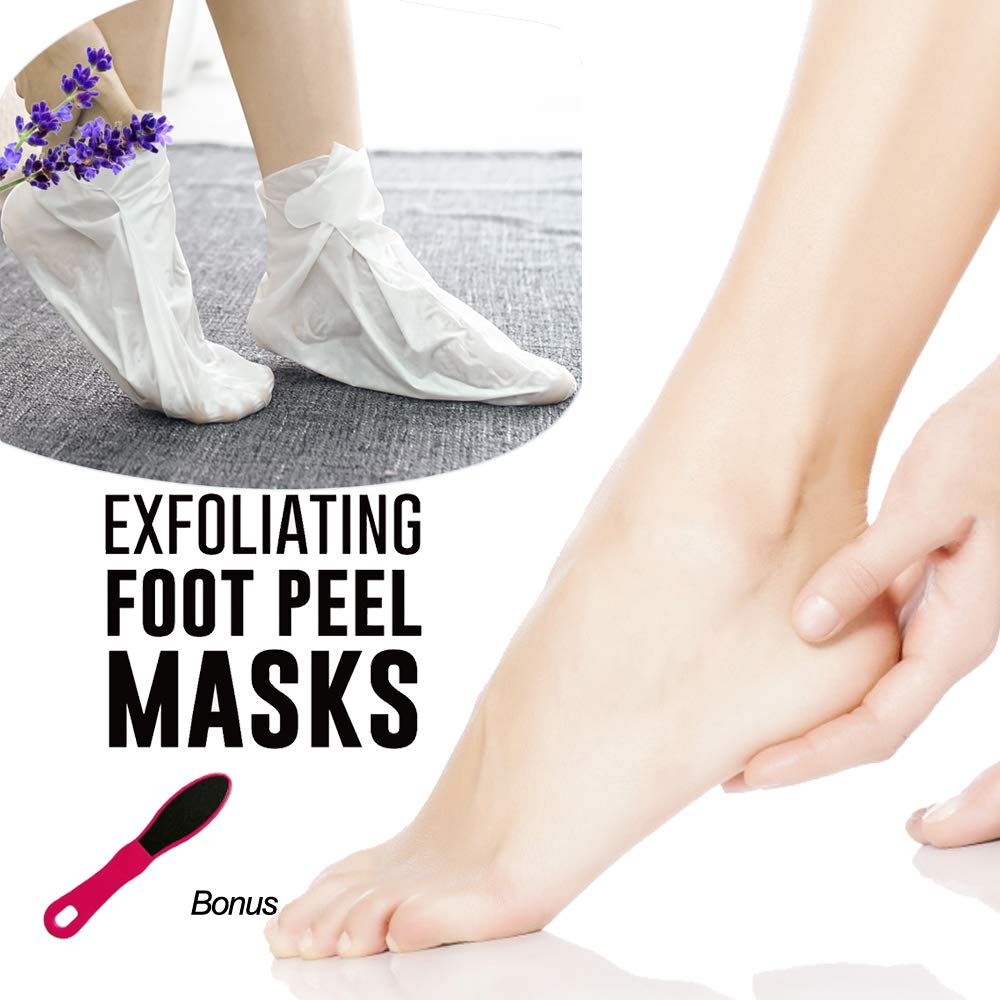 Foot masks