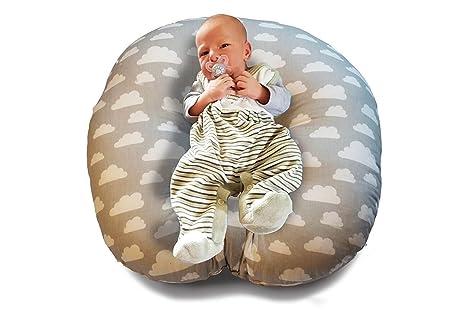 Baby - Tumbona Lounger Cojín, Cojín de apoyo anatómico ...