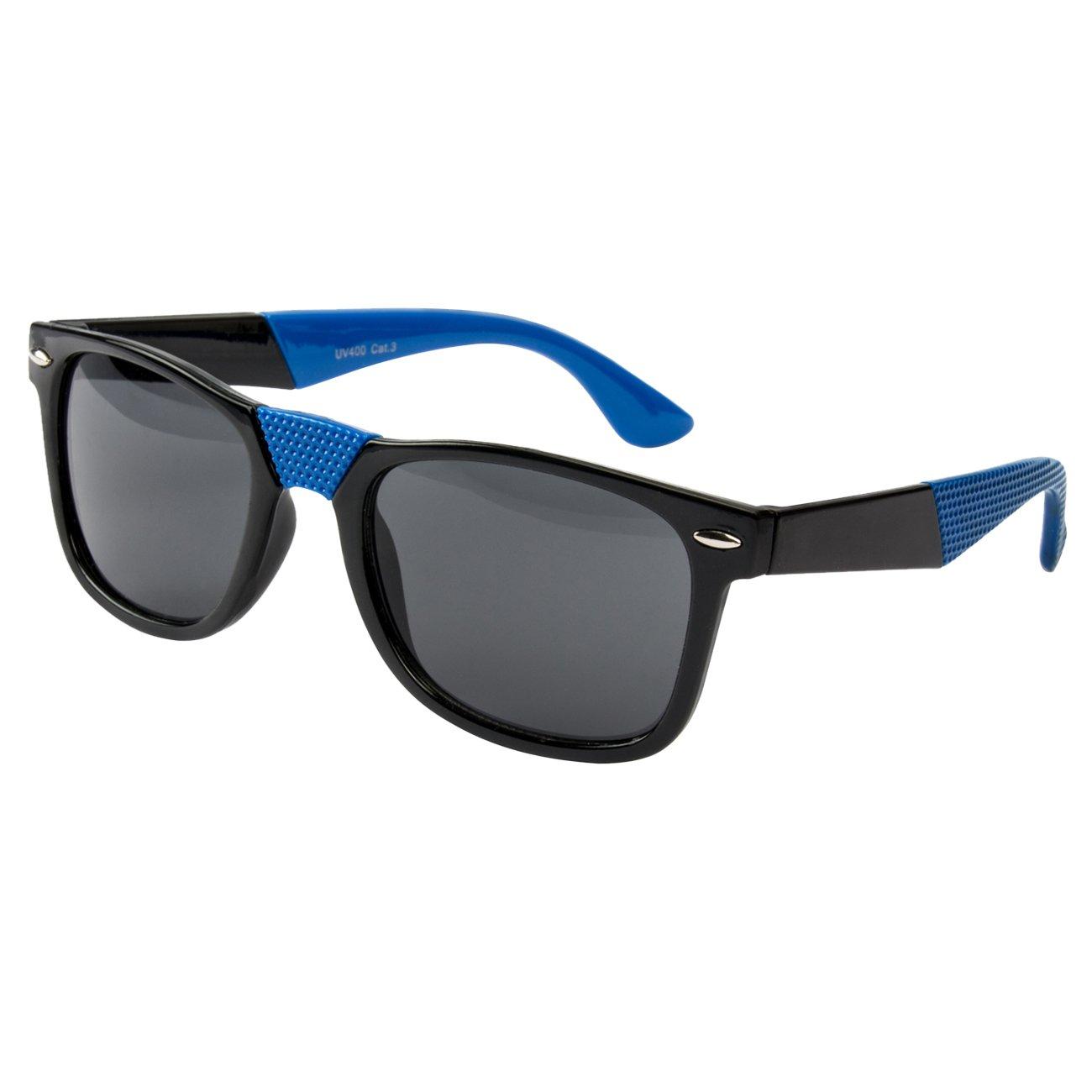 7c2df205d8 Ciffre-UV®400 Nuevas Gafas de sol para mujer hombre clásico Nerd Vintage  mate Negro Azul UV400: Amazon.es: Ropa y accesorios