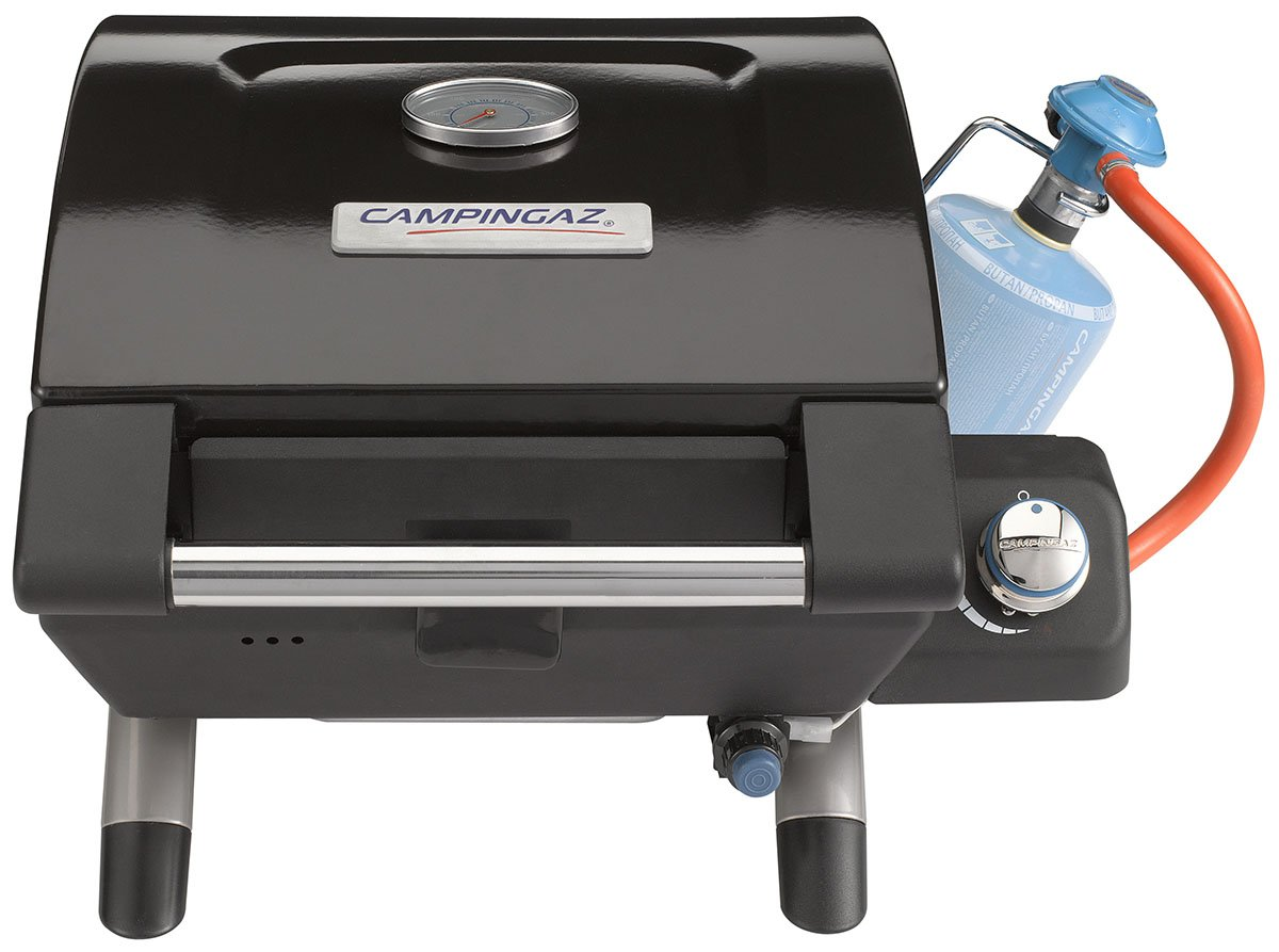 CAMPINGAZ - STABIELO - GASGRILL COMPACXT EX CV + KARTUSCHE CV 470 PLUS - VERTRIEB durch - Holly ® Produkte STABIELO ® - holly-sunshade ® - patentierte Innovationen im Bereich mobiler universeller Sonnenschutz - Made in Germany -