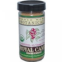 Whole World Botanicals, Organic Royal Camu, 2.6 oz (74 g) Powder