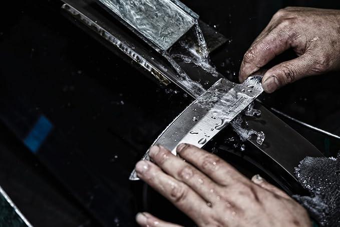 Amazon.com: Cuchillo de chef Santoku Kamikoto de 7 pulgadas ...