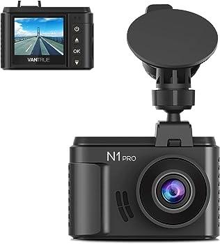 Vantrue N1 Pro Mini 1080P Dash Cam with Sony Sensor