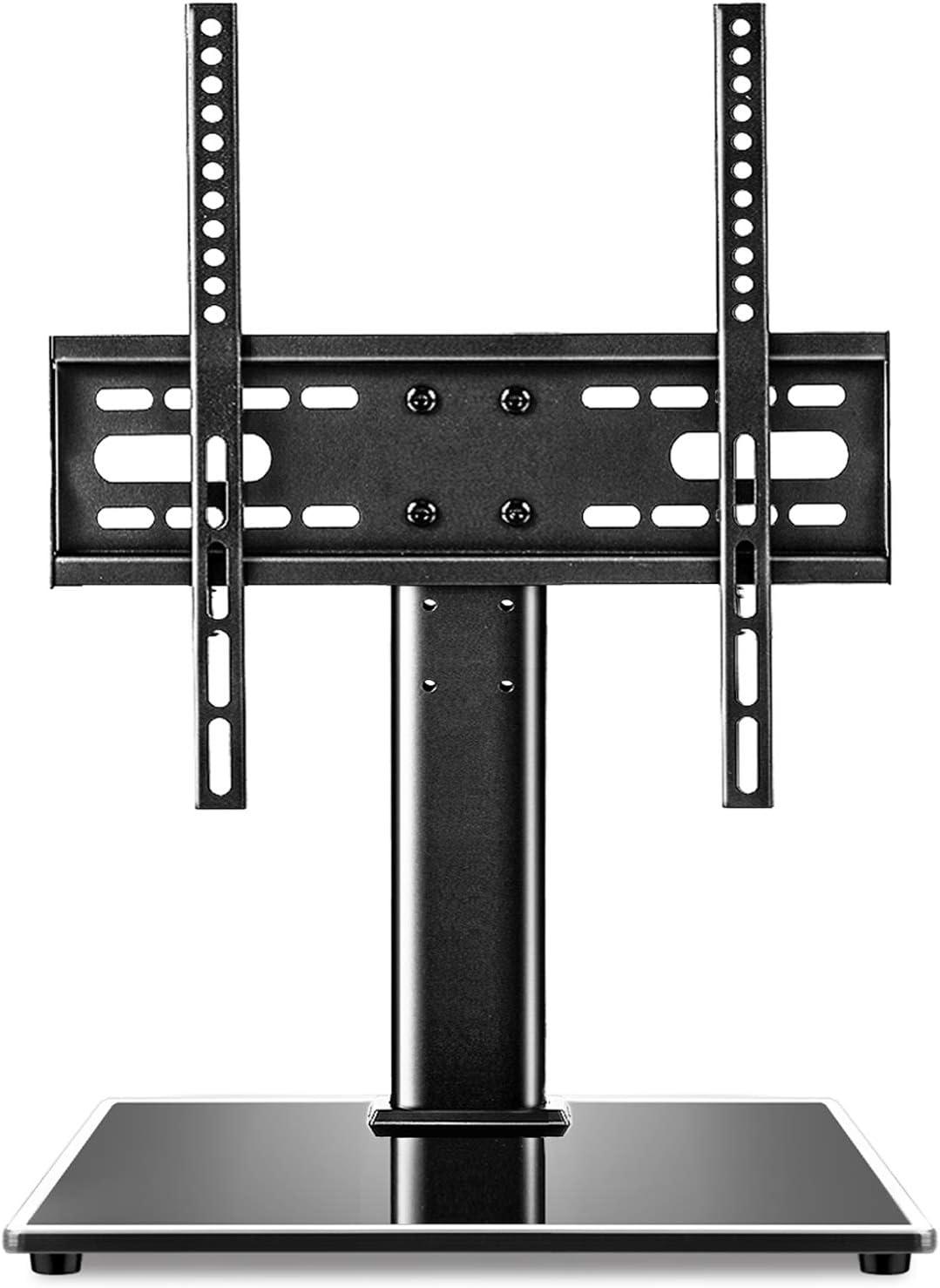 RFIVER Soporte Pie TV Universal de Mesa Peanas para Television de 27 a 55 Pulgadas con Altura Ajustable UT4001: Amazon.es: Electrónica
