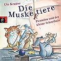 Picandou und der kleine Schreihals (Die Muskeltiere 4) Hörbuch von Ute Krause Gesprochen von: Andreas Fröhlich