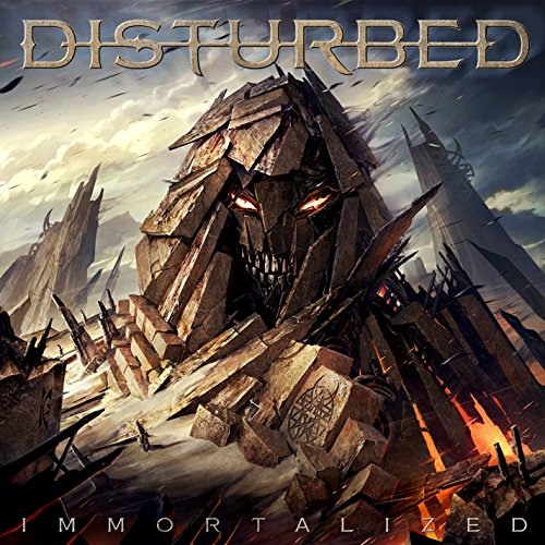 Disturbed: Immortalized (Audio CD)