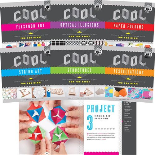 Download Cool Art With Math & Science pdf epub