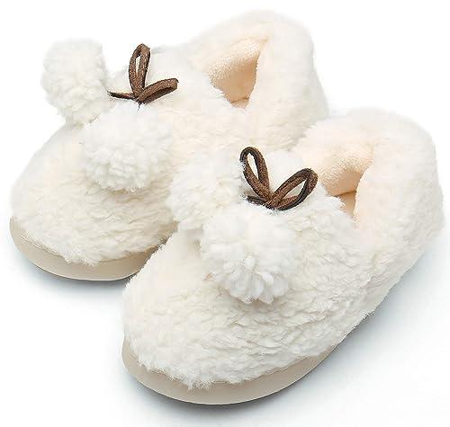 ChayChax Zapatillas de Estar por Casa para Niñas Niños Invierno ...