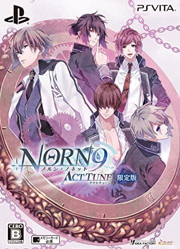 ノルン+ノネット アクト チューン 限定版 予約特典(ドラマCD)付 - PS Vita