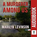 A Murderer Among Us: A Twin Lakes Mystery, Book 1 Audiobook by Marilyn Levinson Narrated by Maren Swenson Waxenberg
