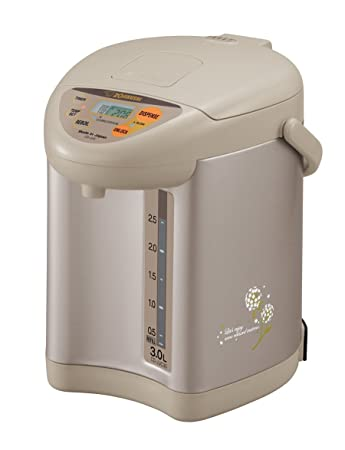Zojirushi water boiler 3 liter