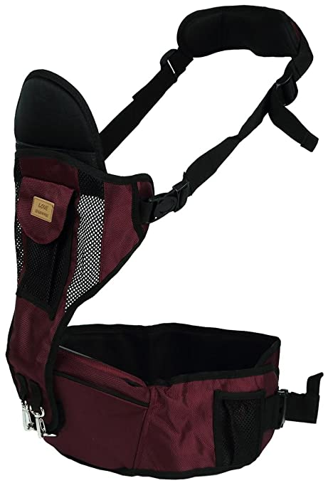 27b1d72d7cff Buy Baby Kangaro Carrier - Red Online at Low Prices in India - Amazon.in