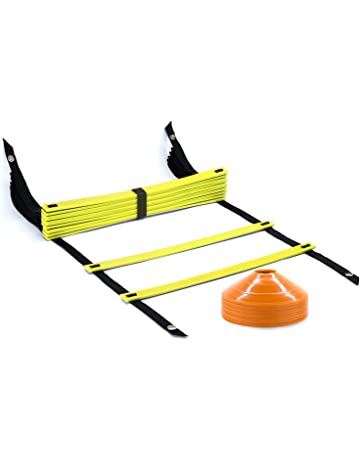 8967625c6017b Yes4All Speed Agility Ladder with Carry Bag – Multi Choice  8