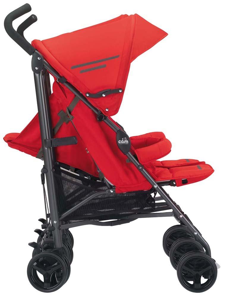 sportwagen Twin Flip CAM Il mondo del bambino art.850//24