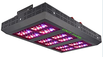 Unit Farm UFO-120 LED Grow Light Full Spectrum 270W for Indoor Plants Veg and  sc 1 st  Amazon.com & Amazon.com : Unit Farm UFO-120 LED Grow Light Full Spectrum 270W for ...
