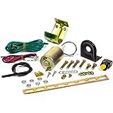 Megatronix TRM Heavy Duty Electronic Trunk Release Kit W// Push Button 15Lbs Pull