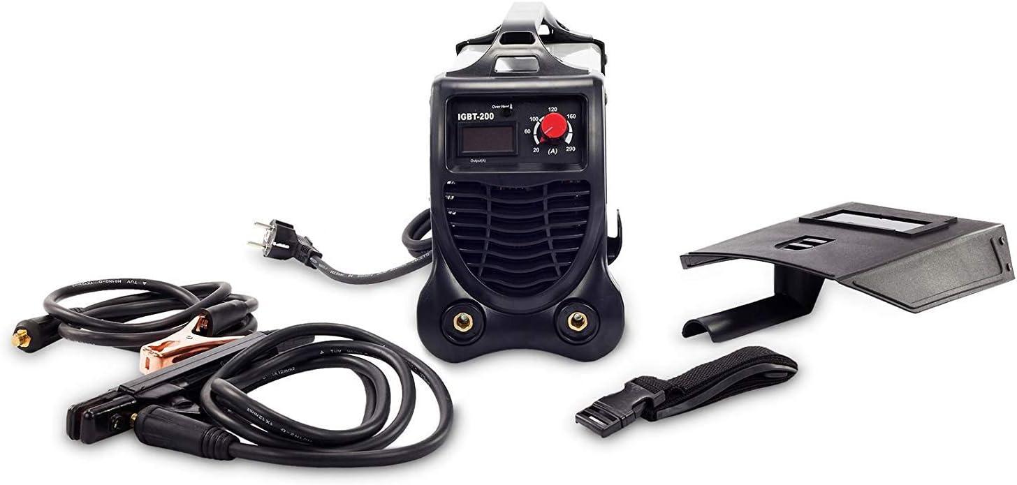 Poste /à souder des /électrodes inverseur LCD IGBT N200 A