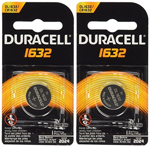 Duracell CR1632 1632 Car Remote Batteries