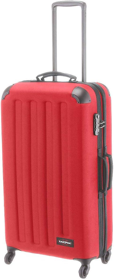 Eastpak Tranzshell L Equipaje de Ruedas, 75 litros, Rojo (Apple Pick Red): Amazon.es: Equipaje