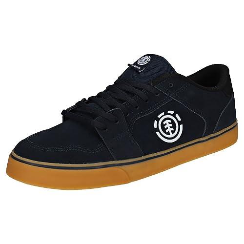 Zapatos Element Heatley Azuloscuro-Gum: Amazon.es: Zapatos y complementos