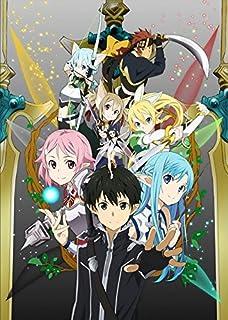 12 X 17 Sword Art Online II 2 SAO2 Poster ALO Kirito Asuna Leafa
