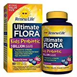 Magnus Renew Life Ultimate Flora RTS Daily Probiotic 50 Billion, 30 Veggie Caps