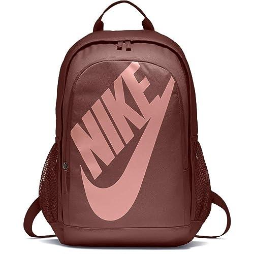 Nike NK Hayward Futura BKPK-Solid, Mochila Unisex Adultos, Multicolor (Red Sepia