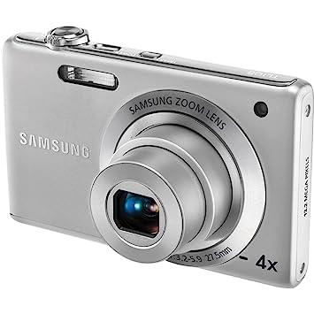 Samsung TL105 Digital Camera, Silver