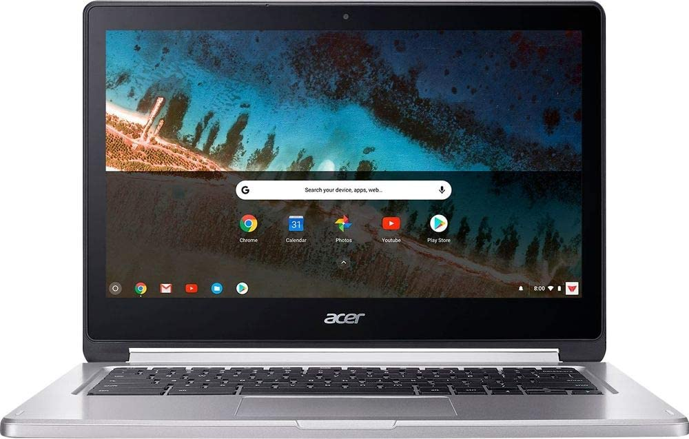 Acer Chromebook NX.GL4AA.001;CB5-312T-K8Z9 13.3-Inch Multi-touch Screen Laptop (MediaTek MT8173 2.1GHz, 4GB LPDDR3, 32GB, Chrome OS)