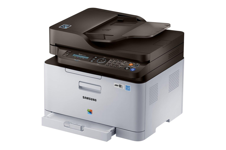 Samsung Serie Xpress SL-C480FW - Impresora láser Multifuncional Color