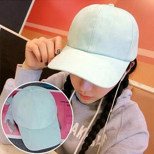 kyprx Sombreros de Sol para Mujer Gorra de Sol para Mujer Gorra de ...