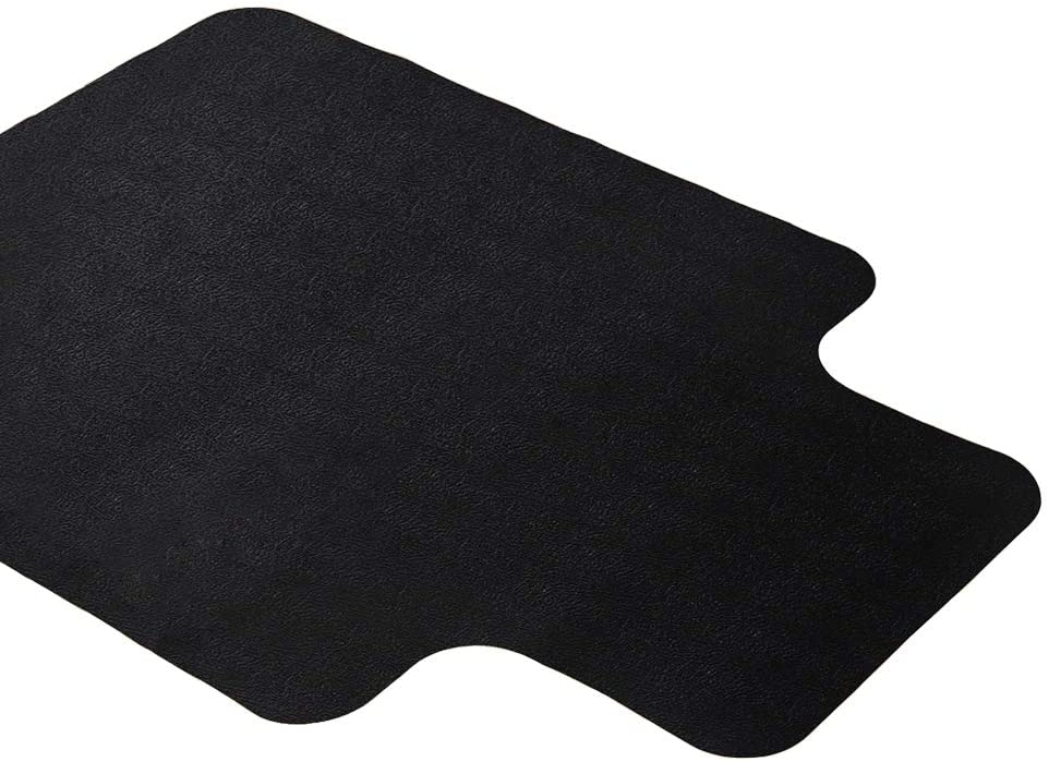 Office Chair Mat for Hardwood and Tile Floor with Lip