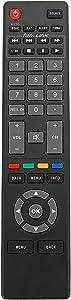 New Remote NH400UD for MAGNAVOX 32ME402V/F7 39MF412B/F7 50MF412B/F7 R32ME402V/F7 R39MF412B/F7 R50MF412B/F7 19ME402V/F7 22ME402V/F7 26ME402V/F7 R19ME402V/F7 R22ME402V/F7 R26ME402V/F7