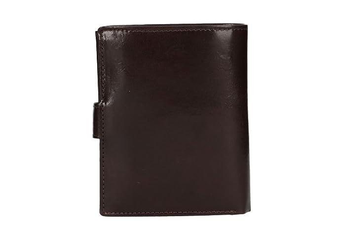 5860fa77adc49 Portemonnaie herren vertikal PIERRE CARDIN moro leder mit öffnung Knopf  VA66  Amazon.de  Schuhe   Handtaschen