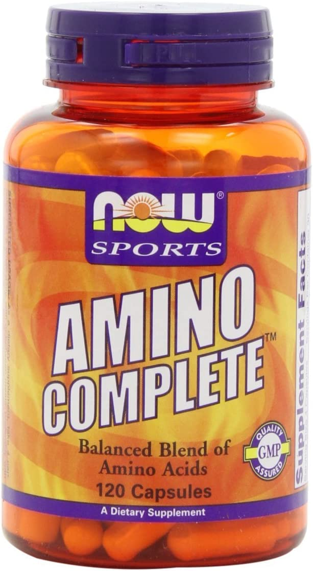 Amino Complete 120 Caps