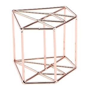Milageto 5.4 X 5cm Carbon Steel Foundation Sponge Holder - Rose Gold
