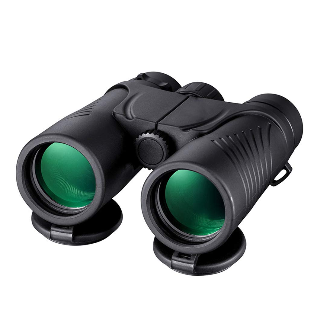 RUNWEI Binocular Telescope,10x42 HD Waterproof Binoculars HD Quality BAK 4 Roof Prism is Best for Bird Watching, Hunting, Camping, Travel, Hiking by RUNWEI