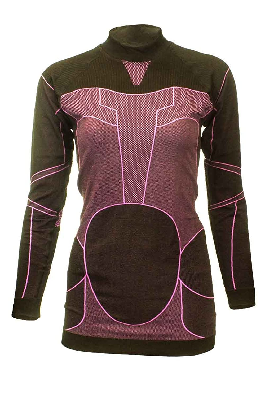 CrivitSports® Damen Ski-Funktions-Shirt Langarm