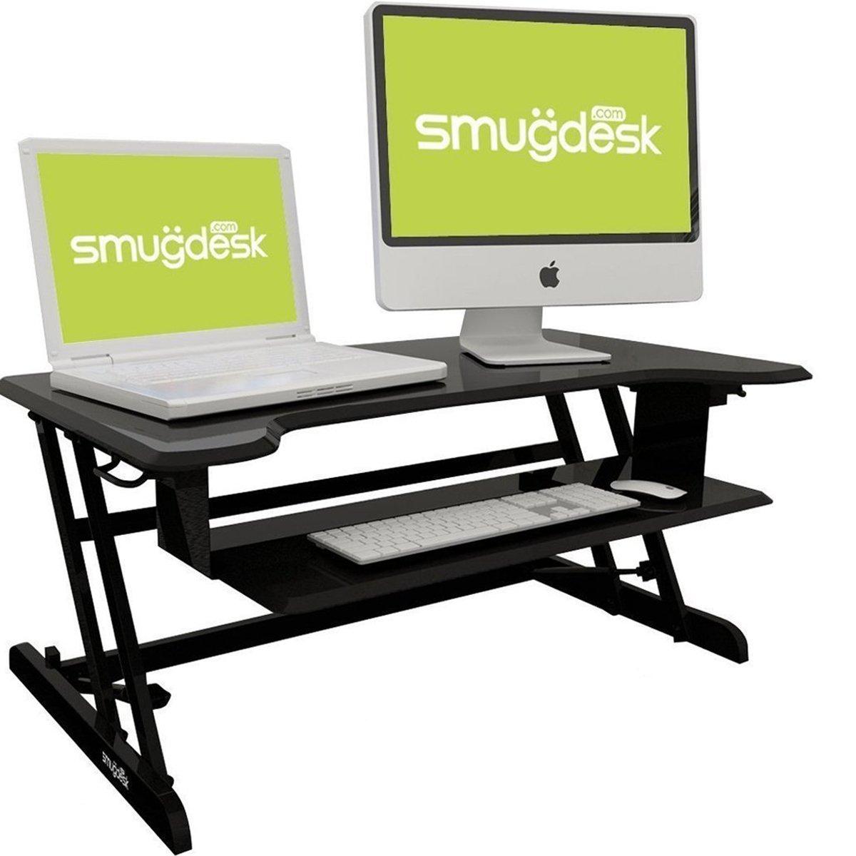 B Standing Converter Desk, Black2, 32'' 32'' TY4863